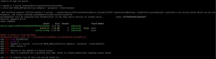 Unexpected Token Import In Server Js