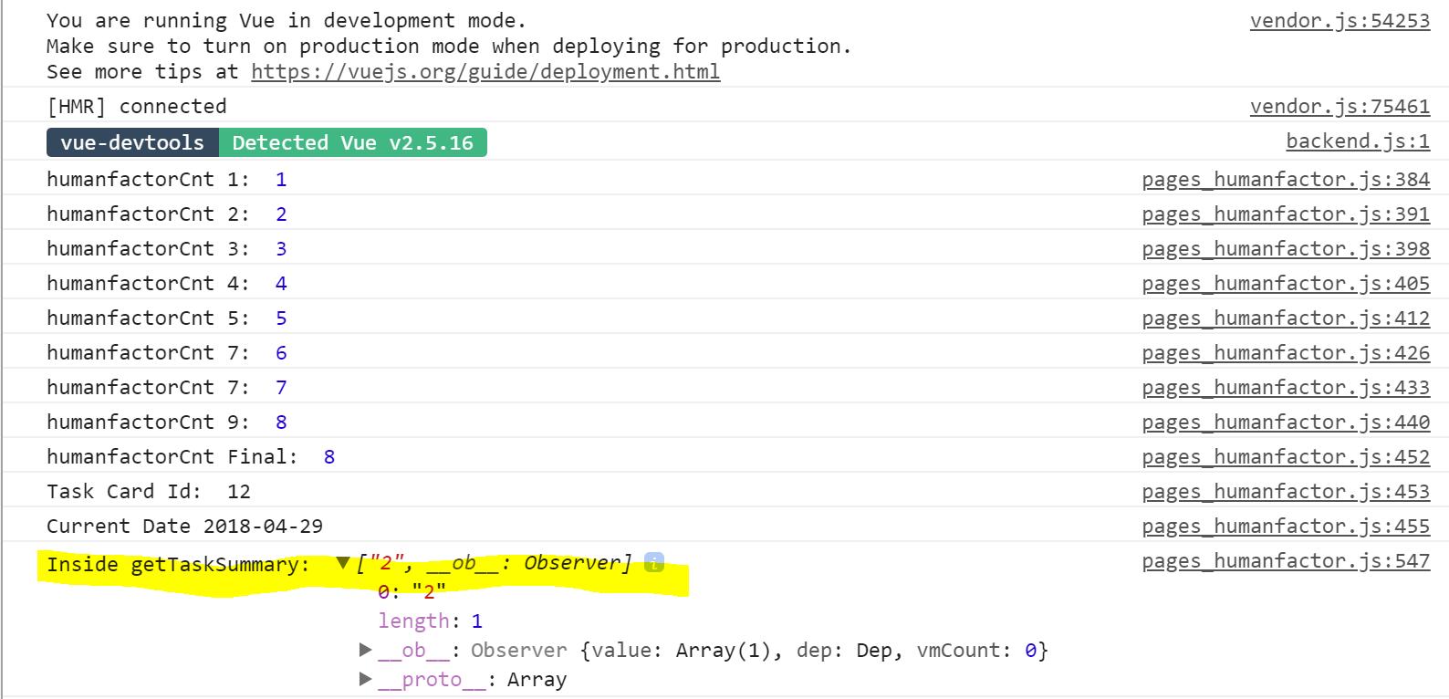 Vue js 2 0 share data between method calls - Get Help - Vue