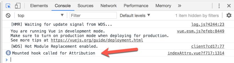 VueJS / Vue-router: Vue component mounts multiple times