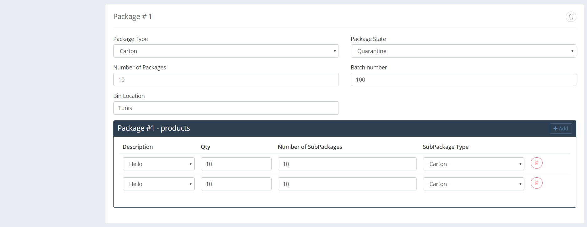 Problem with Nested Lists - Get Help - Vue Forum