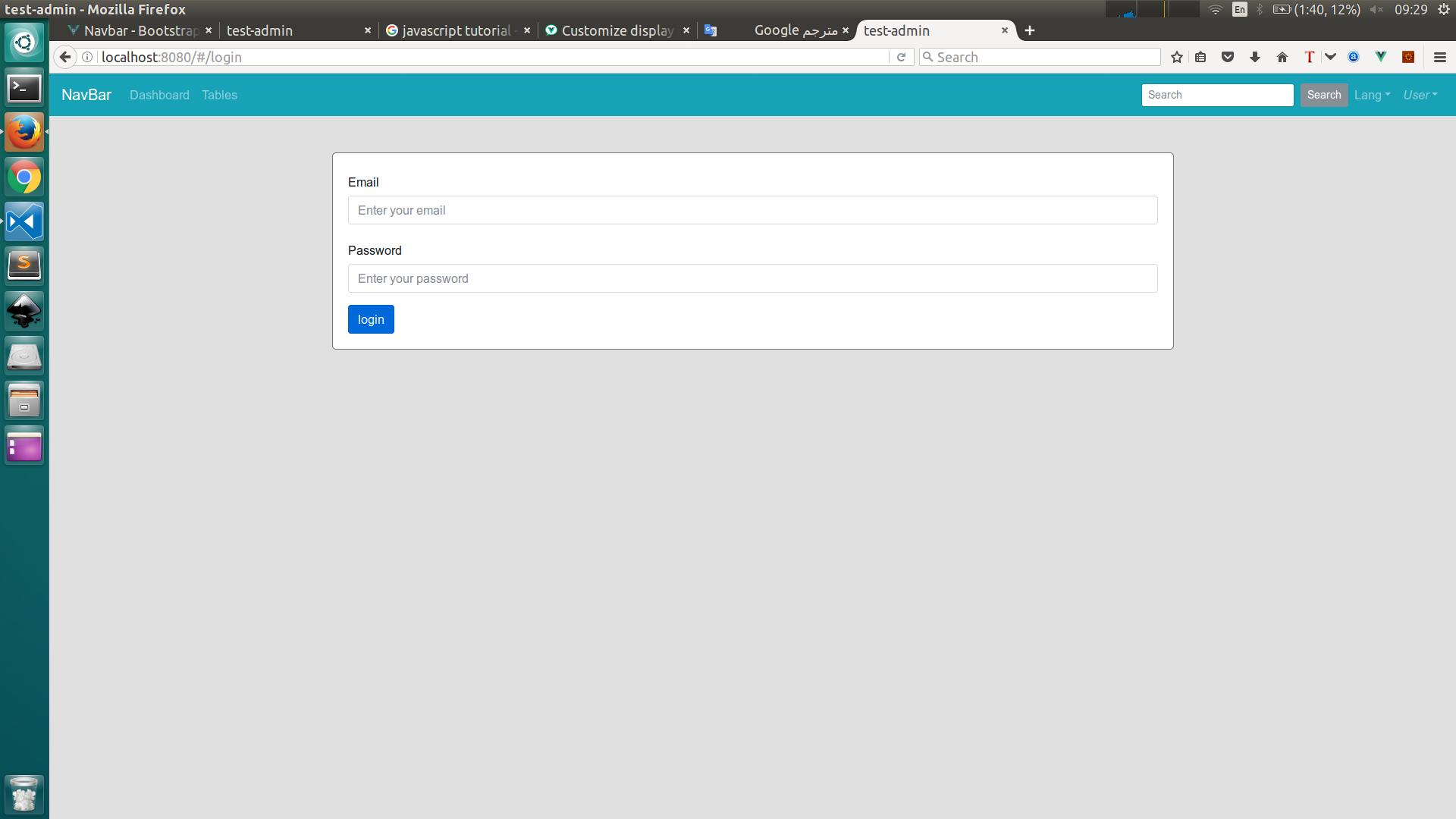 Customize display in App vue - Vue Forum
