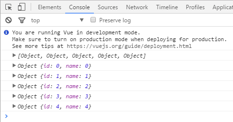 Loop through a computed property that is an array of objects [solved