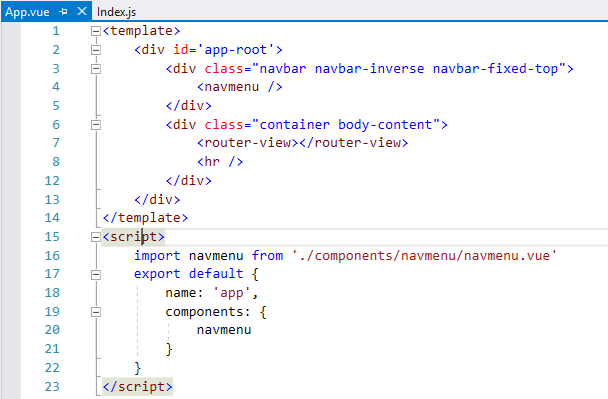 Unable to assign model object in vue component data variable