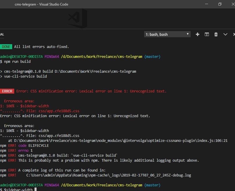 error_build