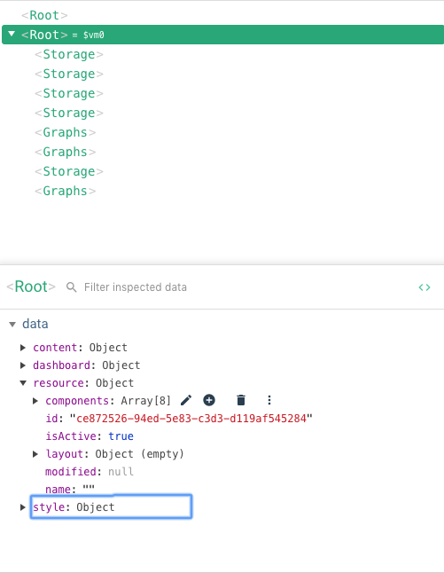 Vue deletes other objects - Get Help - Vue Forum