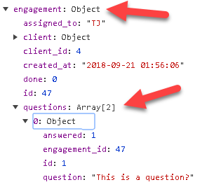 Delete nested object from array - Get Help - Vue Forum