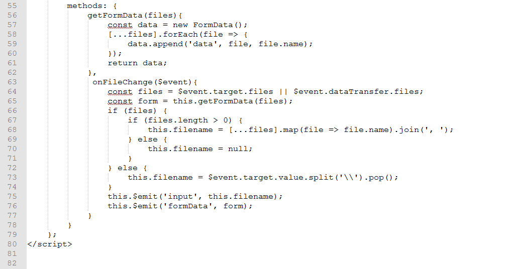How to display a file in vue js - Get Help - Vue Forum