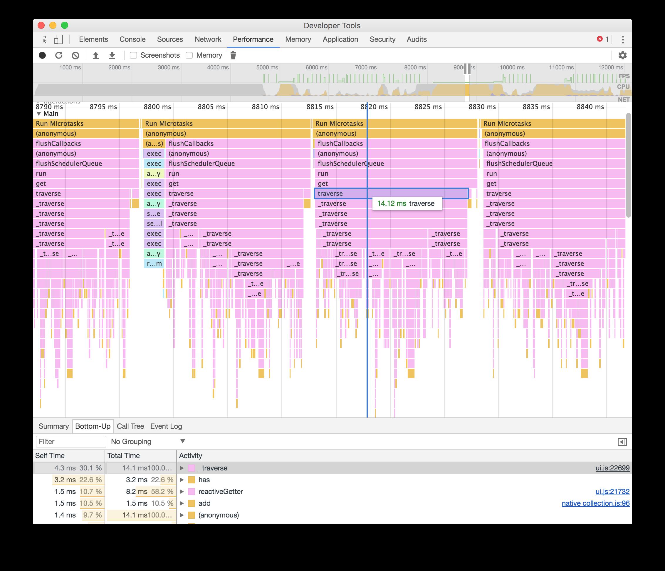 Micro-optimizing asynchronous updates - Get Help - Vue Forum