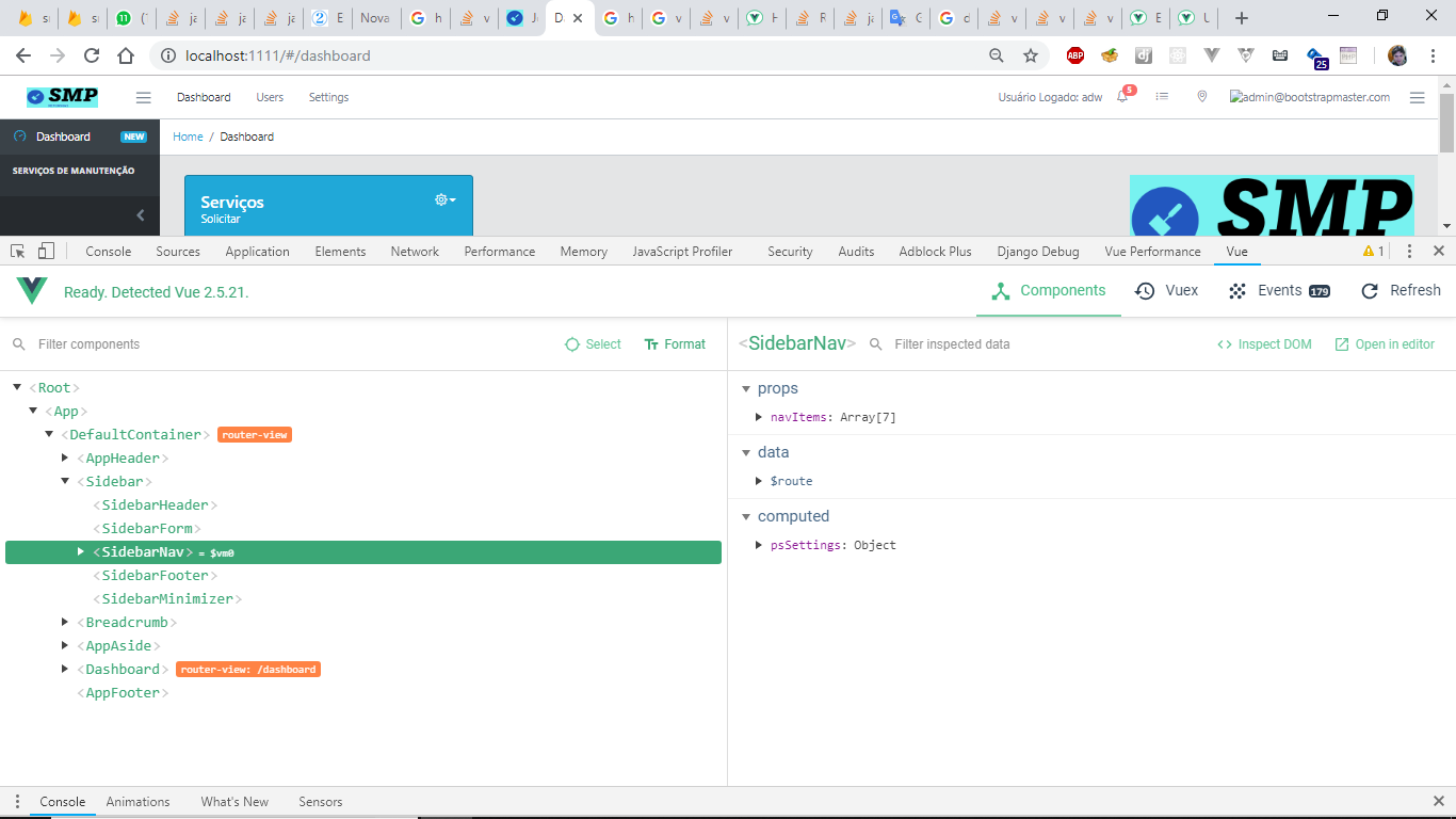Vue Tree View Component